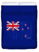 New Zealand Flag Duvet Cover
