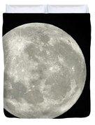 New Zealand Moon Duvet Cover