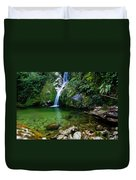 New Zealand Mountain Pure Duvet Cover