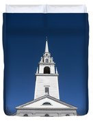 Newburyport Church Duvet Cover
