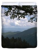 Newfound View Duvet Cover