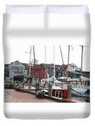 Newport  -  Rhode Island Duvet Cover