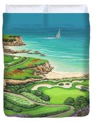Newport Coast Duvet Cover