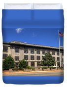 Newport News High School Duvet Cover