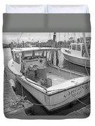 Newport Rhode Island Harbor Iv Duvet Cover