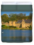 Newstead Abbey Gatehouse Duvet Cover