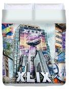 Nfl Experience 2015 Duvet Cover