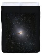 Ngc 5128 Radio Galaxy Duvet Cover