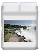 Niagara Falls - New York Duvet Cover