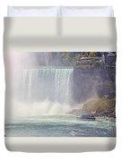 Niagara Falls 4050 Duvet Cover