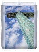 Niagara Falls Observation Tower Duvet Cover