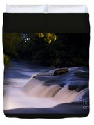 Niagara Falls Three Duvet Cover