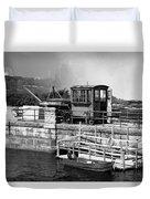 Niagara Port Duvet Cover