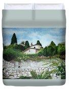 Nice- France Duvet Cover
