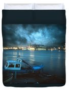 Night After Night Duvet Cover