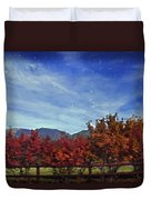 Night And Day Duvet Cover