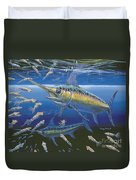 Night Broadbill Off0068 Duvet Cover
