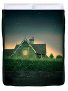 Night Cottage Duvet Cover