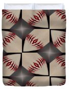Night Game Duvet Cover