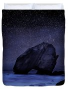 Night Guardian Duvet Cover by Jorge Maia