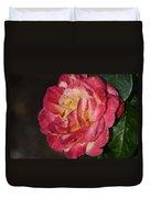 Night Rose Duvet Cover