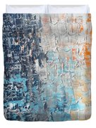 Night To New Day Duvet Cover