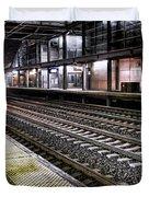 Night Train Duvet Cover