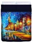 Night Vitebsk Duvet Cover