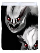 Nightmare Companions Duvet Cover