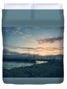 Nights Like These Duvet Cover