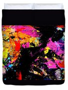 Nighttown Xii Duvet Cover