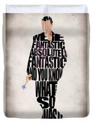 Ninth Doctor - Doctor Who Duvet Cover