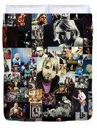 Nirvana Collage Duvet Cover