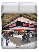 Nissan Area Duvet Cover