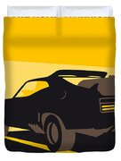 No051 My Mad Max 2 Road Warrior Minimal Movie Poster Duvet Cover