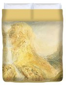 No.0571 Mossdale Fall, Yorkshire Duvet Cover