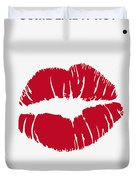 No116 My Some Like It Hot Minimal Movie Poster Duvet Cover