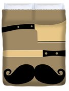 No195 My Gangs Of New York Minimal Movie Poster Duvet Cover
