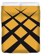 No222 My Wolverine Minimal Movie Poster Duvet Cover