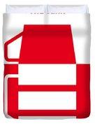 No350 My The Jerk Minimal Movie Poster Duvet Cover