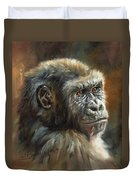 Noble Ape Duvet Cover