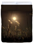 Nocturnal Glow Duvet Cover