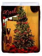 Noel Duvet Cover