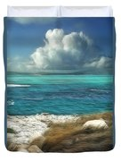 Nonsuch Bay Antigua Duvet Cover by John Edwards