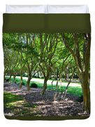 Norfolk Botanical Garden 3 Duvet Cover