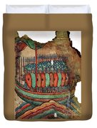 Norman Soldiers 11th Century Duvet Cover