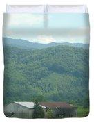 North Carolina Scenery 1 Duvet Cover