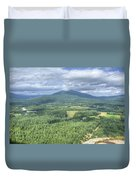 North Conway Vista Duvet Cover