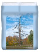 North Country Byway Duvet Cover