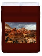 North Coyote Buttes Arizona Duvet Cover